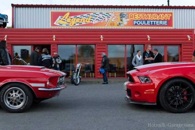 Le Legende Cafe Cholet  Automobile Videos