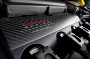 Citroen DS3 Racing MatGold