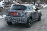Nissan Juke Spyshots restylé 2014 (8)