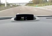 Peugeot 508 RXH W24 HUD