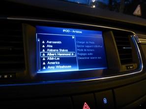 Peugeot 508 RXH W24 Infotainment 01