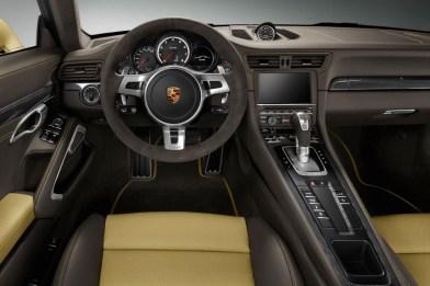 Porsche- 911 Turbo Gold by Porsche Exclusive