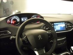Tableau de bord Peugeot 308 (2)