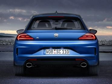 Volkswagen Scirocco R restylé