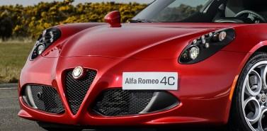 Alfa Romeo-4C phare