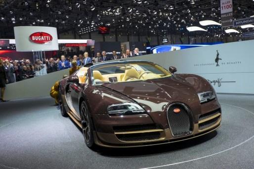 Bugatti Veyon Grand Sport Rembrandt