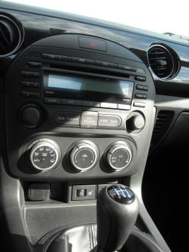 Intérieur Mazda MX-5 (1)