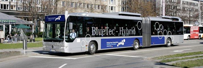 Mercedes Citaro Bus Hybride