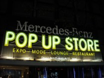 Mercedes Pop Up Store 2014 George V (34)