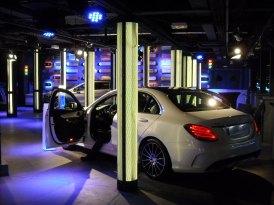Mercedes Pop Up Store 2014 George V (6)