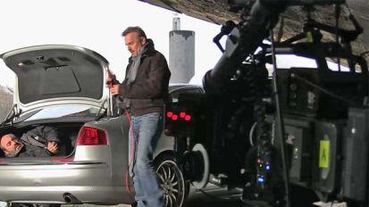 Three days to Kill Audi S8