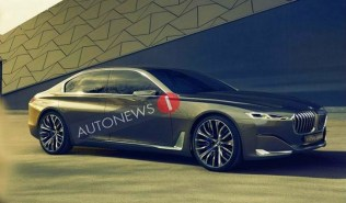 BMW Vision Future Luxury Concept - Beijing 2014