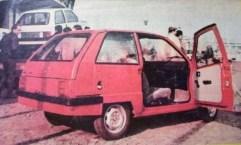 Dacia 500 Lăstun Prototipul