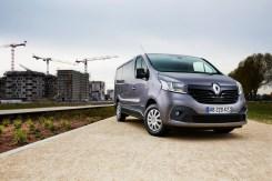 Nouveau Renault Trafic 2015