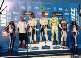 podium-citroen-wtcc-marrakech-course-2