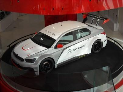 Citroën C-Elysée WTCC 2014