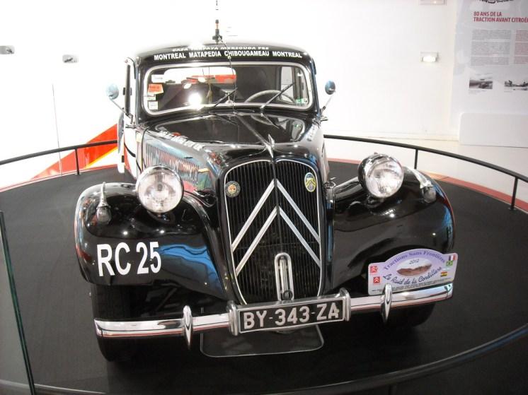 Citroën Traction 11B 1955 Sans Frontière (3)