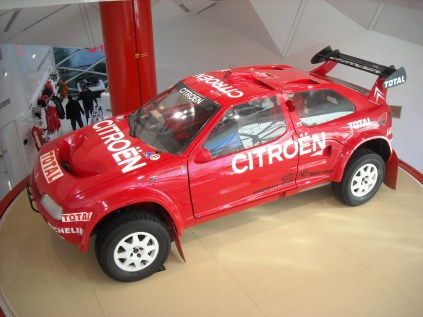 Citroën ZX Grand Raid