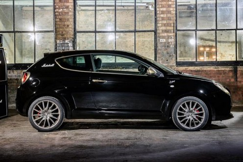 Alfa Romeo MiTo By Marshall One off.3