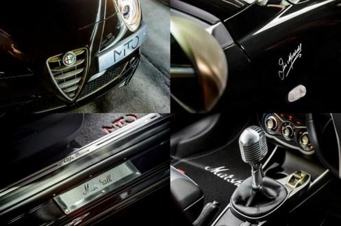 Alfa Romeo MiTo By Marshall One off