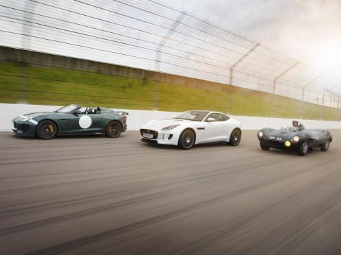 Jaguar F-Type Project 7.2