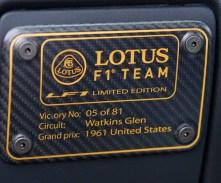 Lotus Exige F1