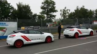 Megane RS 275 Trophy R