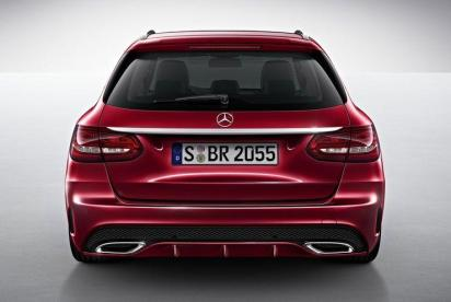 Mercedes Benz Class C Break AMG Line.5