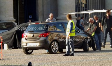 Opel corsa 2015.11