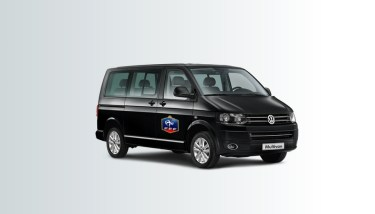 Volkswagen transporteur officiel de l'équipe de France de football.0