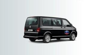 Volkswagen transporteur officiel de l'équipe de France de football.1