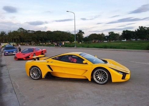 Factor-Aurelio Automobile