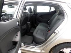 Kia Optima Hybrid 09