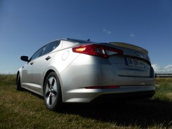 Kia Optima Hybrid 20