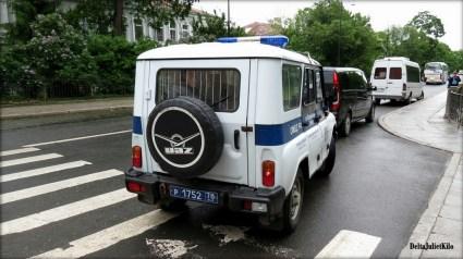 Lada & UAZ Police Russe