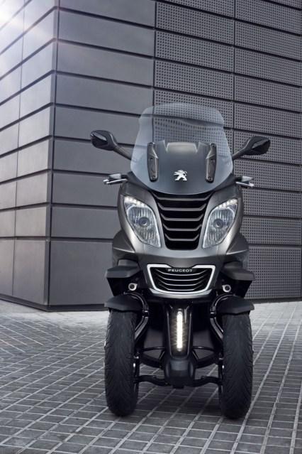 Peugeot Metropolis 400 - 07