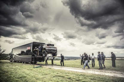 Peugeot 2008 DKR Team - Lifestyle