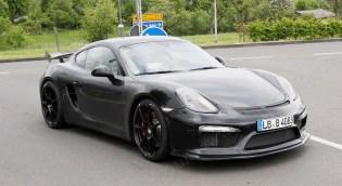 Porsche Cayman 911 GT4