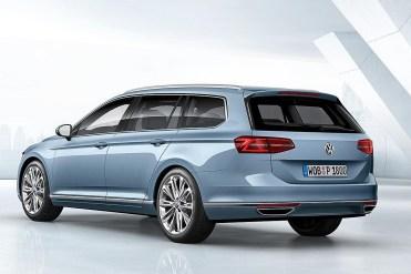 VW Passat 2015.11
