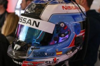Nissan Lucas Ordonez GT3