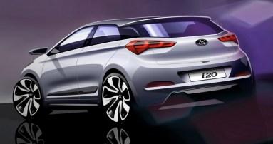 Hyundai i20 2015 teaser