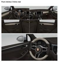 Porsche Macan Pack Sport Design Pack chêne clair