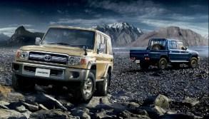Toyota Land Cruiser 70 Series