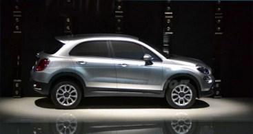 Fiat 500X maquette 2012
