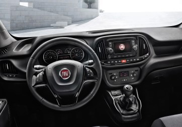 Fiat Doblo restylé 2015.3