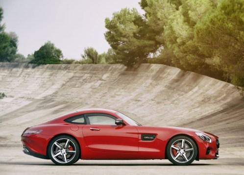 Mercedes benz AMG GT.10