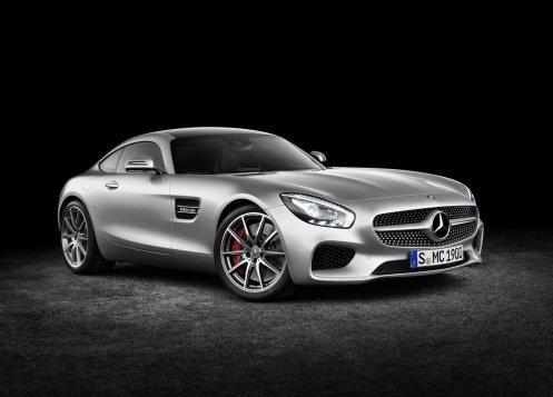 Mercedes benz AMG GT.100