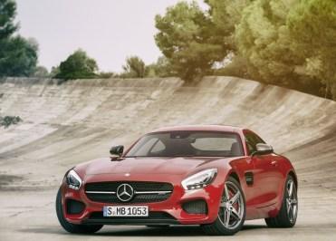 Mercedes benz AMG GT.14