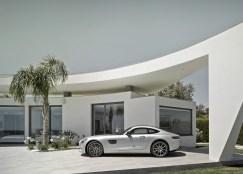 Mercedes benz AMG GT.18