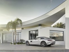 Mercedes benz AMG GT.19